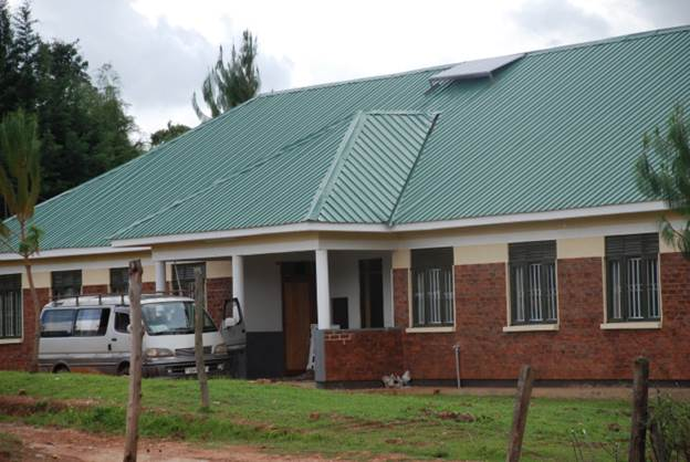 Nyakishenyi Parish has taken out a loan to finance renovations to a new ward for the Health Centre.