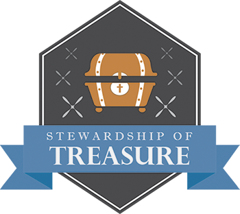 stewardship of treasure